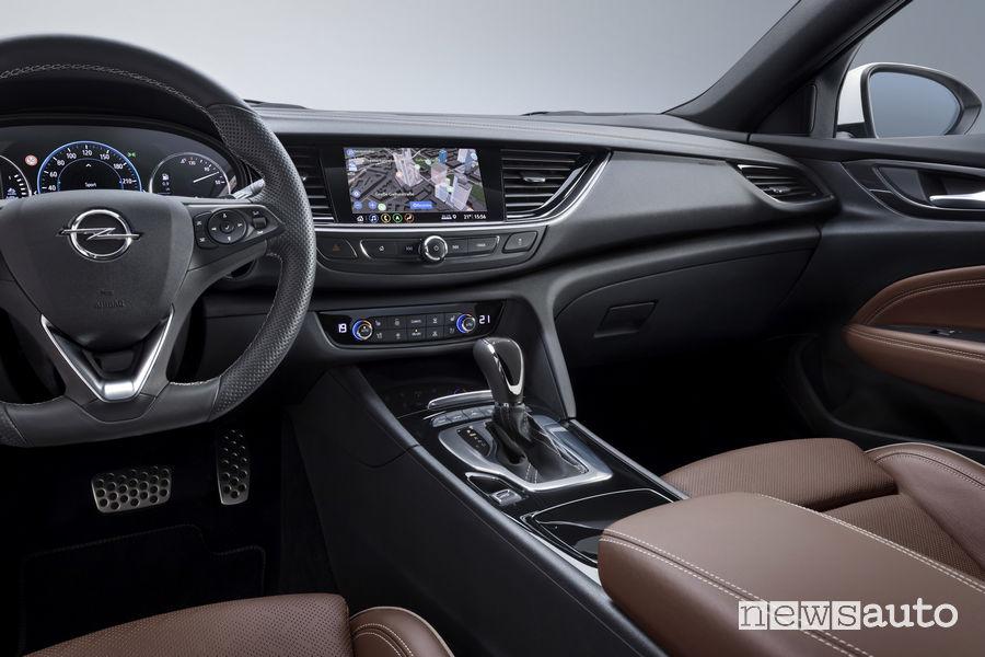 Opel Insignia plancia strumenti