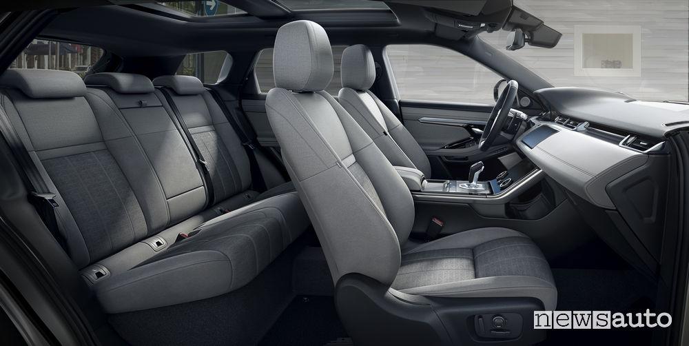 Range Rover_Evoque 2019, abitacolo