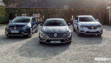 Renault top di gamma Segmento D