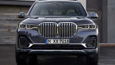 SUV ad alte prestazioni 2019 BMW X7 2019 front