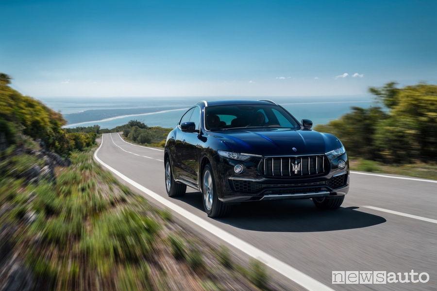 SUV ad alte prestazioni 2019 Maserati Levante MY19