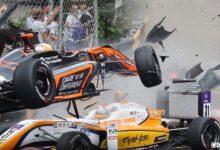 Incidente Macao F3 2018