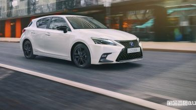 Photo of Lexus CT Hybrid, allestimento Special Edition Sport