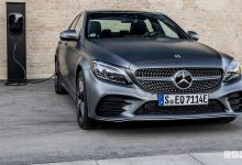 Mercedes EQ C 300 de