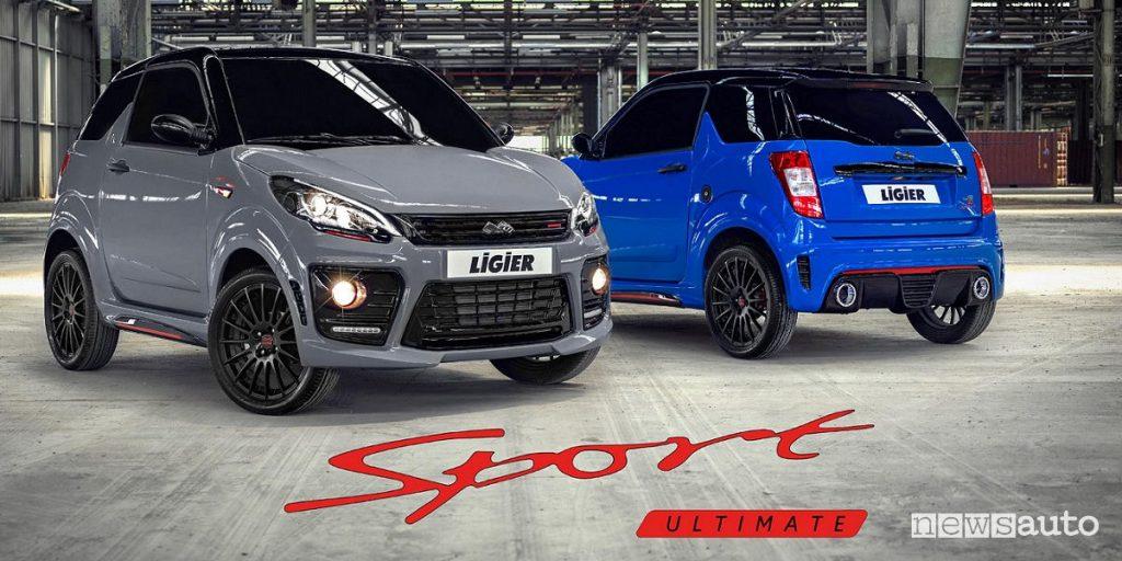 Microcar Liger Sport Ultimate