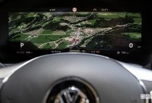 Quadro strumenti curvilineo Volkswagen Touareg