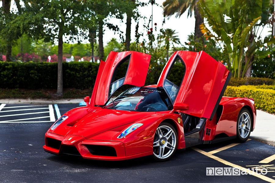 Ferrari Enzo di Nicolas Cage