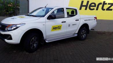 Pick-up a noleggio Hertz Fiat Fullback