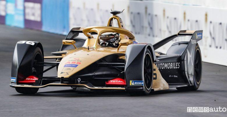 Classifica Formula E 2019