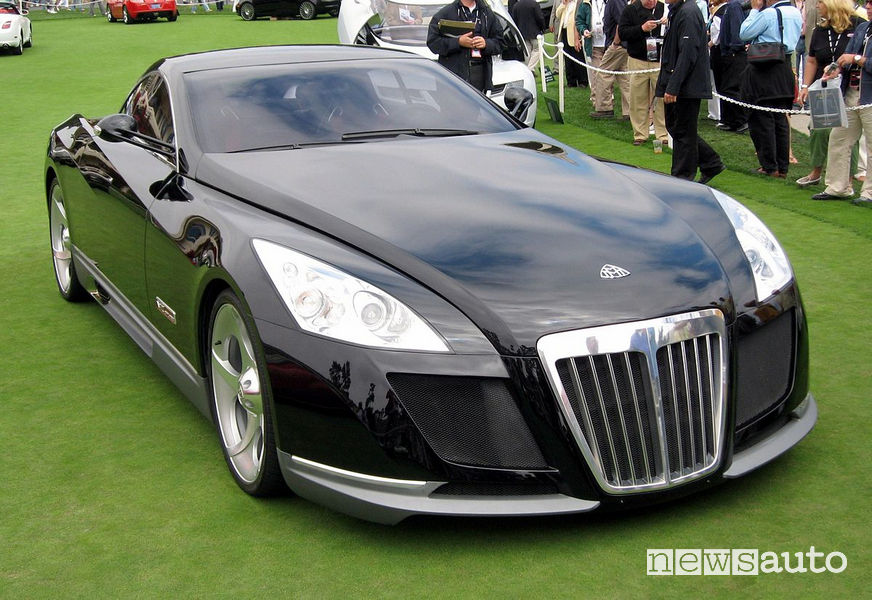 Maybach Exelero di Puff Diddy