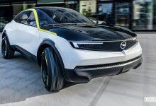 Opel del futuro concept GT X Experimental