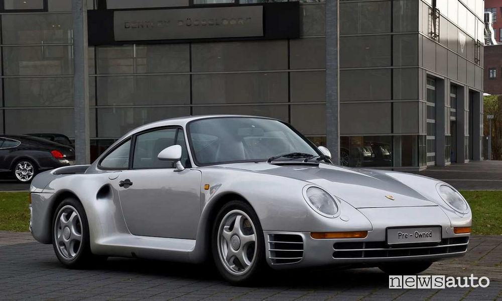Porsche 959 di Jerry Seinfeld