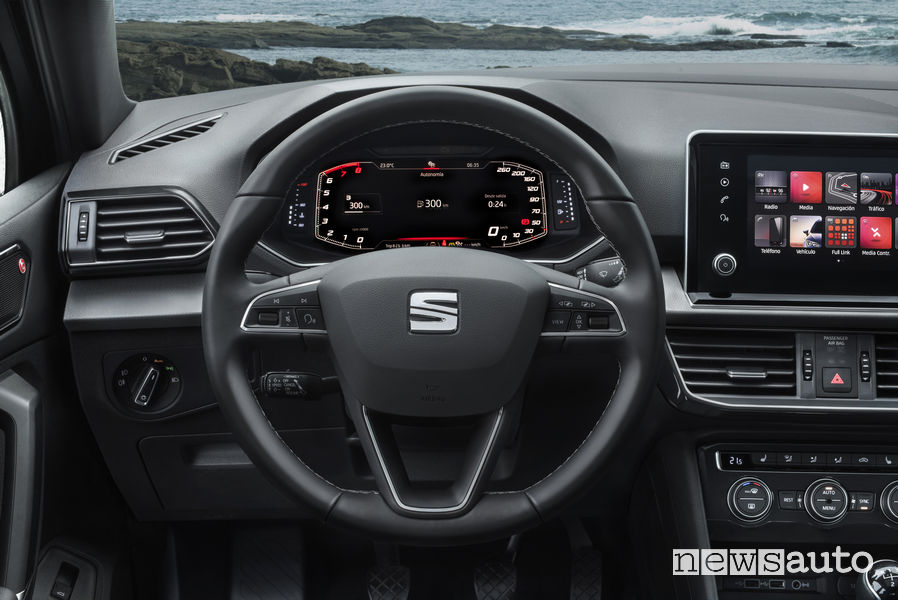 Seat_Tarraco 2019, Virtual Cockpit
