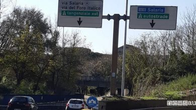 Incroci pericolosi a Roma Via Prati Fiscali-03