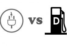 Electric vs diesel