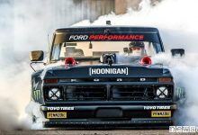 Ken Block Gymkhana files Hoonitruck Twin Turbo