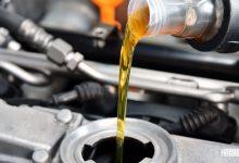 Olio motore lubrificante motore