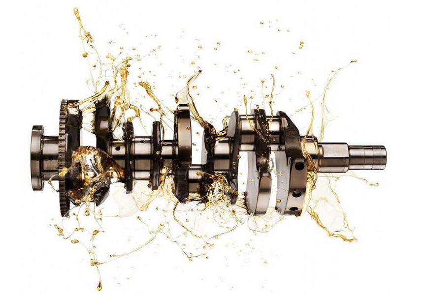 Olio motore lubrificante auto
