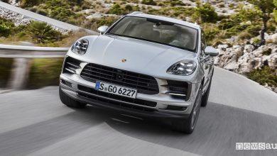 Porsche Macan S 2019 SUV ad alte prestazioni