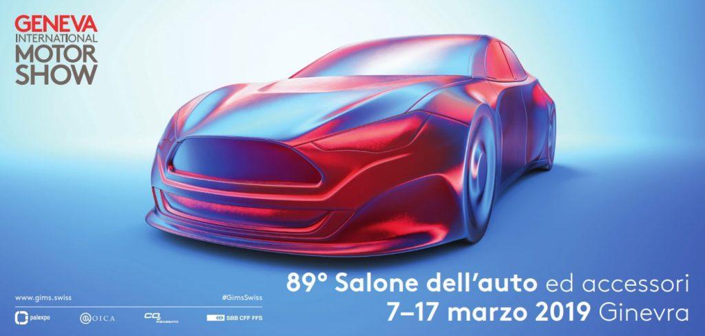 Salone Auto Ginevra 2019 logo
