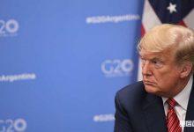 Trump al G20 2018 Argentina