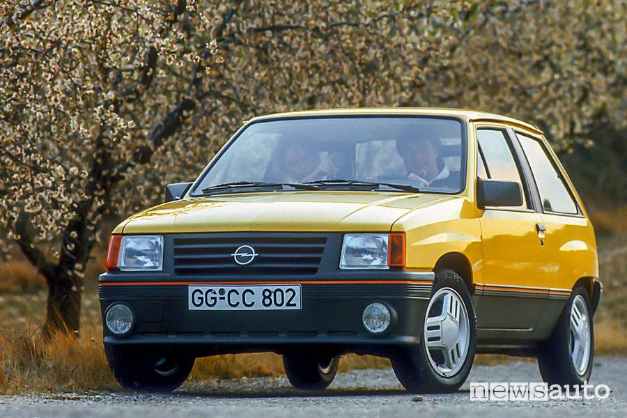 Opel Corsa GT 1986