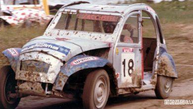 Citroen 2CV da corsa, la bicilindrica nelle competizioni