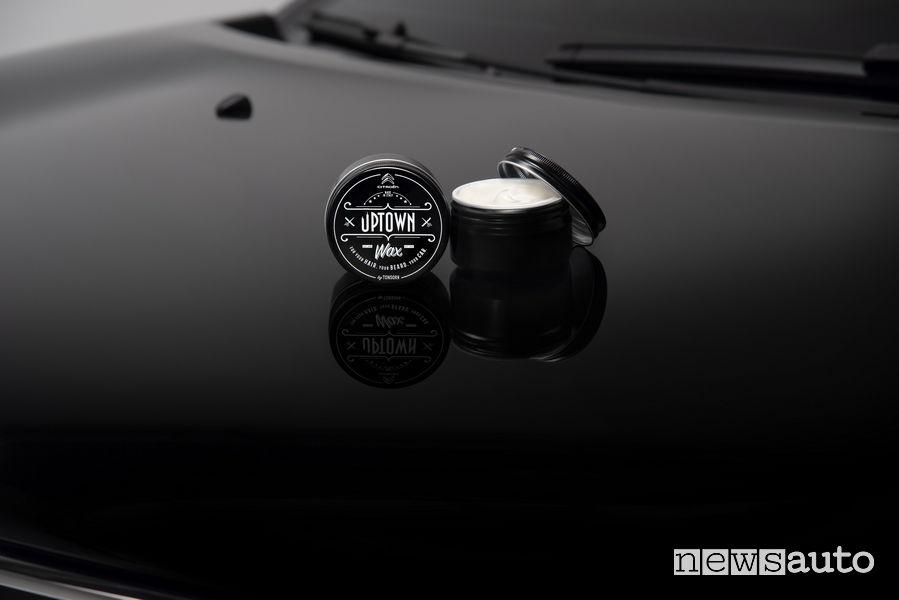 Cera lucidatura Citroen serie speciale C3 Uptown