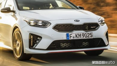 Photo of Kia Proceed GT, la prova