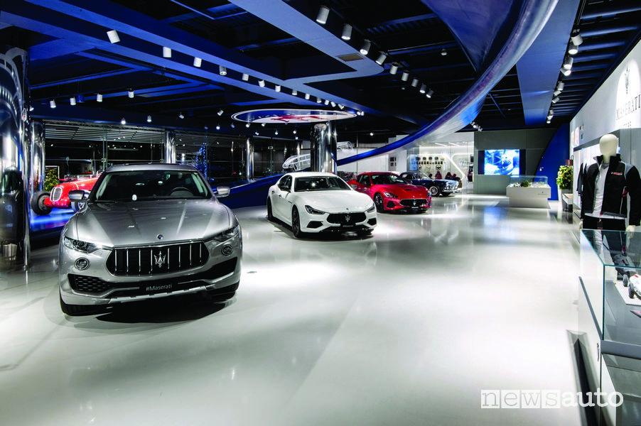 Motor Valley Maserati