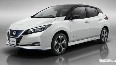 Nissan Leaf 2019 3.Zero