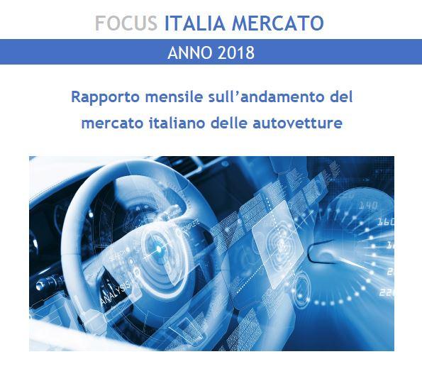 Rapporto Mercato Auto italia 2018