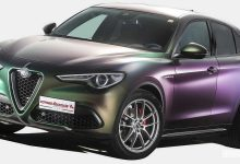 Alfa Romeo Stelvio elaborato, tuning by Romeo Ferraris