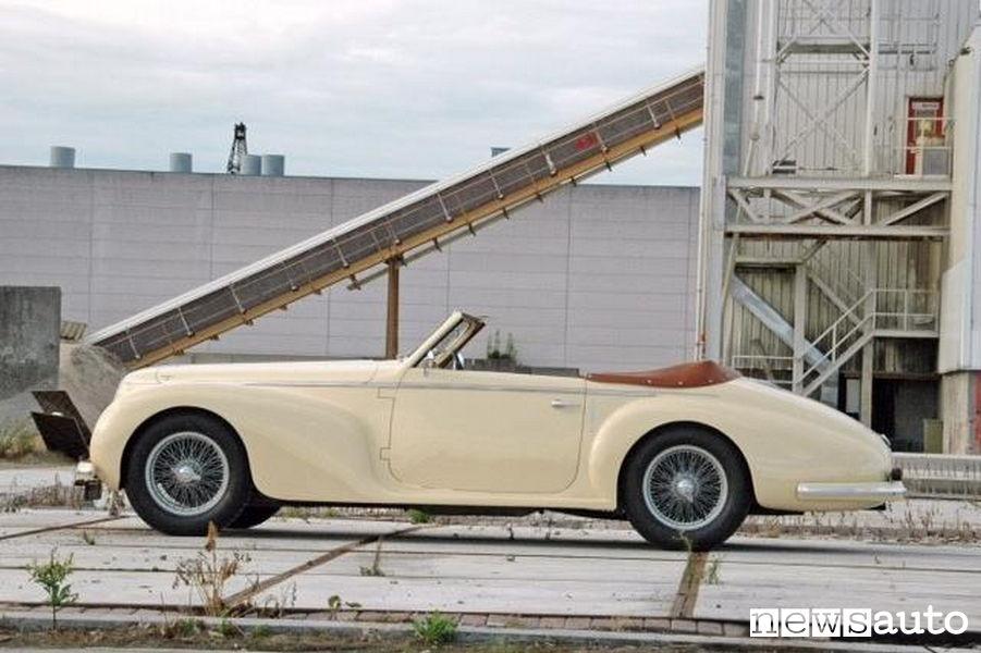 Alfa romeo storica, auto storica da un milione di euro