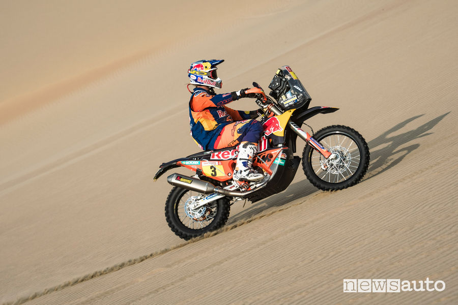 Dakar 2019 MOTO