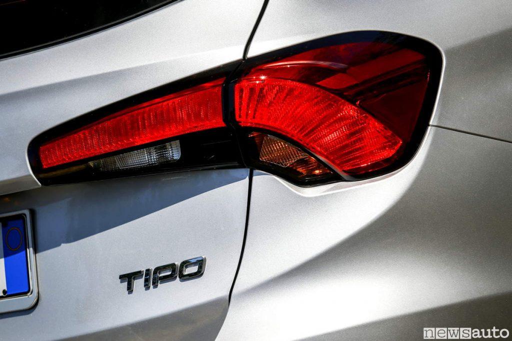Faro fanale posteriore Fiat Tipo 2018 2019