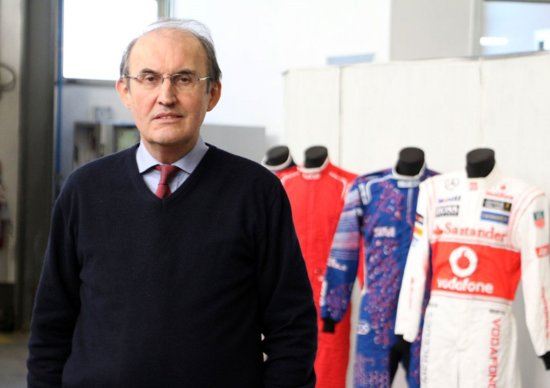 Claudio Pastoris Sparco