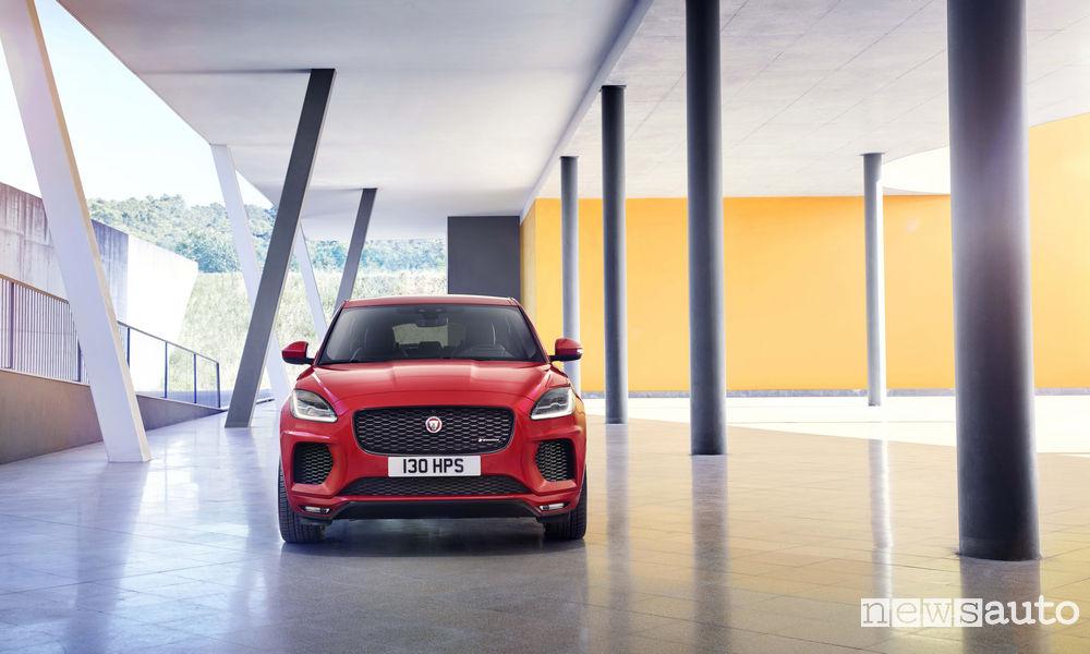 10 SUV più venduti in Italia nel 2018 Jaguar E-Pace