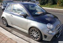 Photo of Abarth 500 rubata, ritrovata l'auto di Milinkovic-Savic?