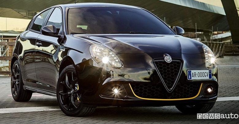 alfa romeo giulietta launch edition