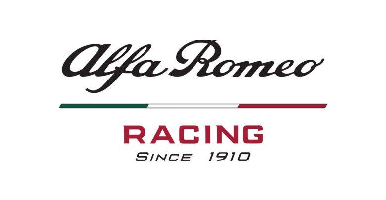 Alfa Romeo Racing F1 2019, il nuovo marchio