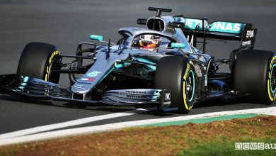Mercedes F1 2019 W10