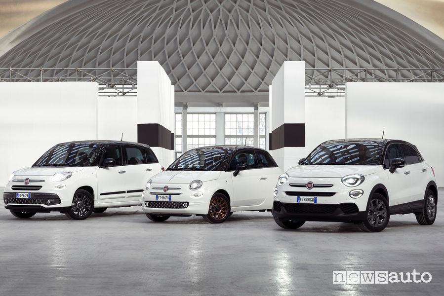 Fiat gamma 500 120° anniversario