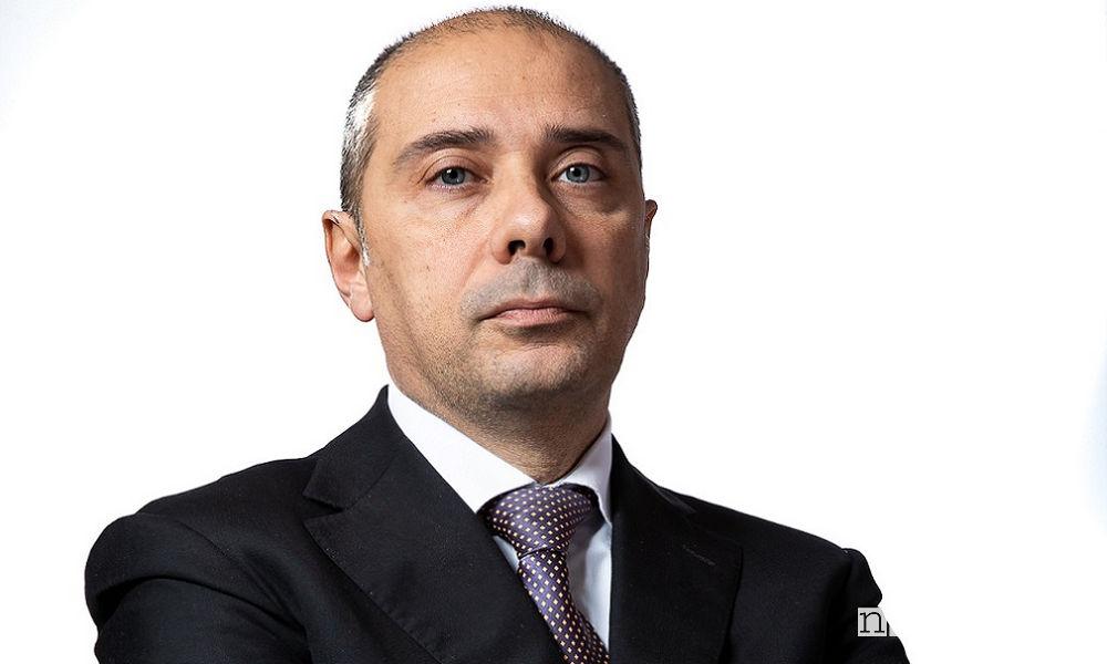 Giuseppe Lovascio General Manager Mitsubishi Italia