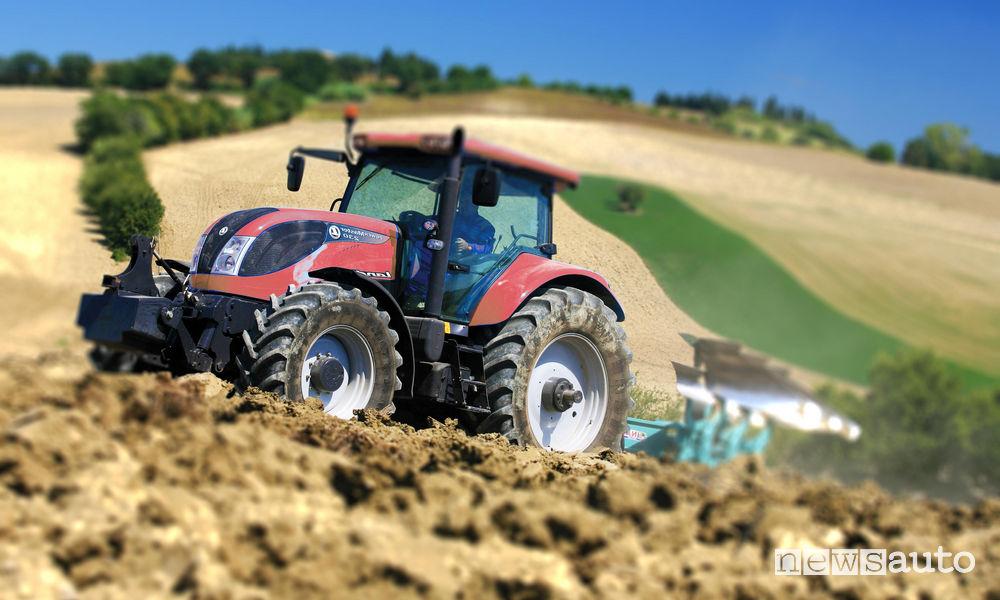 Revisione mezzi agricoli