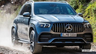 Photo of SUV ibrido sportivo, nuovo Mercedes-AMG GLE 53 4Matic+