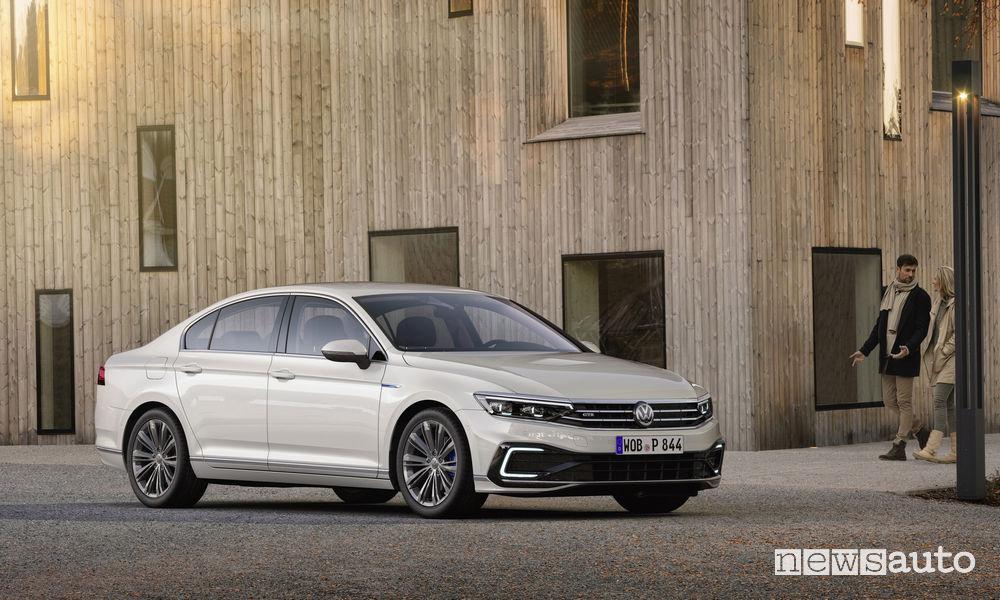 vendite auto aprile 2019 Europa Germania Volkswagen