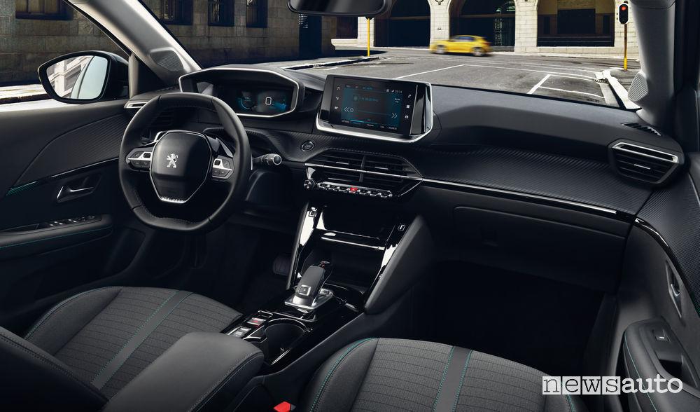 Nuova Peugeot 208, Peugeot i-Cockpit