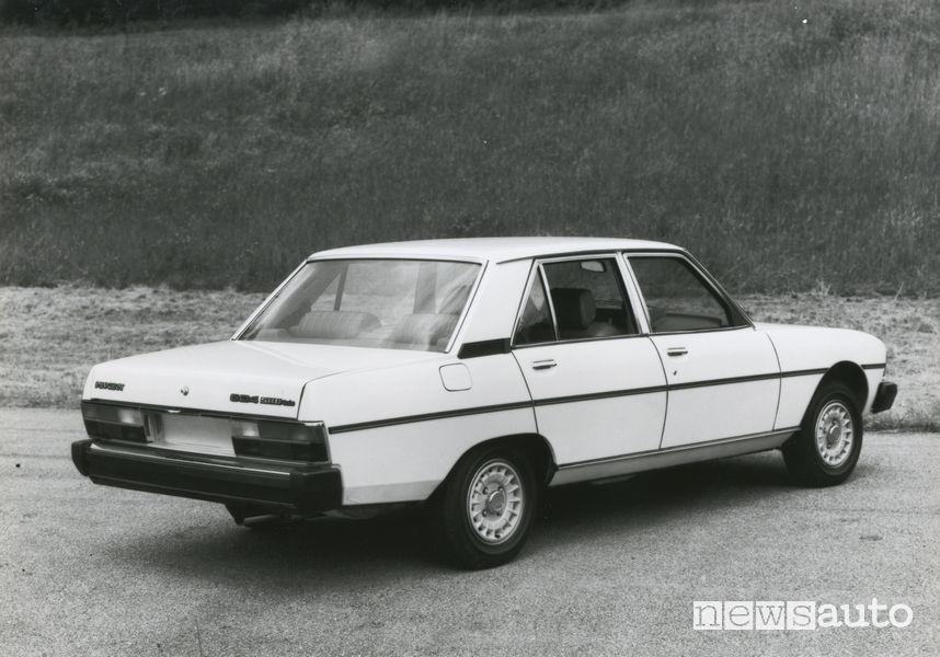 Peugeot 604 SRD turbo