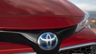 Toyota Corolla Hatchback 2019, frontale